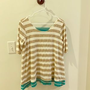 Anthropologie swing top